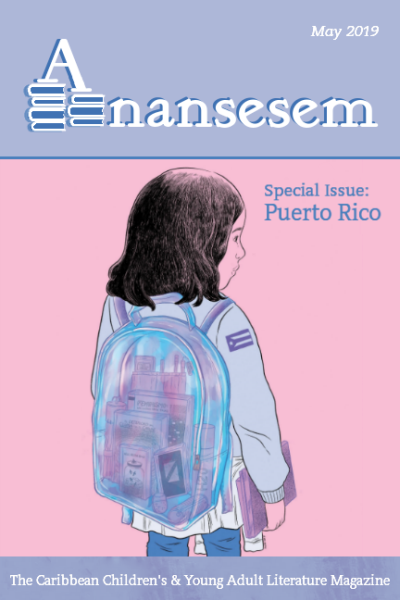 Recent cover image or website screenshot for Anansesem
