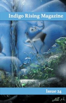 Recent cover image or website screenshot for Indigo Rising Magazine
