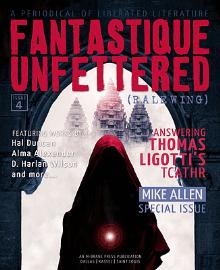 Recent cover image or website screenshot for Fantastique Unfettered