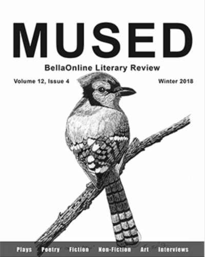 Recent cover image or website screenshot for Mused: The BellaOnline Literary Review