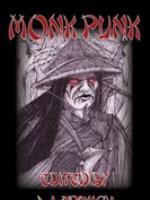 Recent cover image or website screenshot for Monk Punk Anthology