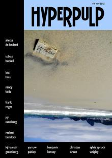 Recent cover image or website screenshot for Hyperpulp