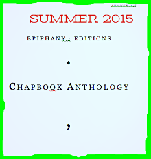 Recent cover image or website screenshot for Epiphany Chapbook Contest