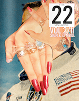 Recent cover image or website screenshot for The 22 Magazine