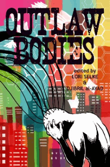 Recent cover image or website screenshot for Outlaw Bodies Anthology