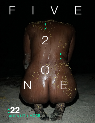 Recent cover image or website screenshot for Five 2 One Magazine