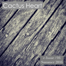 Recent cover image or website screenshot for Cactus Heart