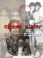 Recent cover image or website screenshot for Cipher Sister