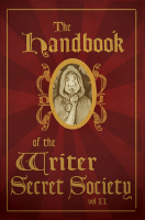 Recent cover image or website screenshot for The Handbook of the Writer Secret Society