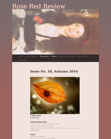 Recent cover image or website screenshot for Rose Red Review