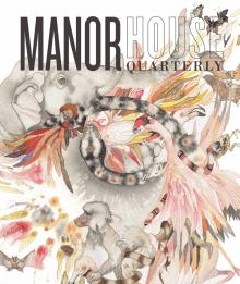 Recent cover image or website screenshot for Manor House Quarterly