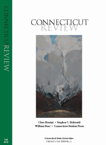 Recent cover image or website screenshot for Connecticut Review