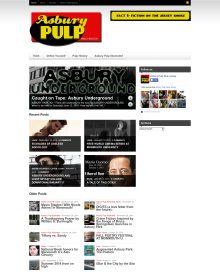 Recent cover image or website screenshot for Asbury Pulp