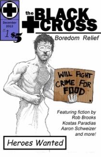 Recent cover image or website screenshot for Black Cross