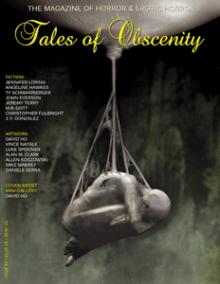 Recent cover image or website screenshot for Tales of Obscenity