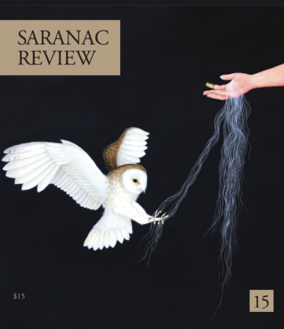 Recent cover or screenshot for Saranac Review
