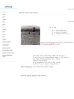 Recent cover image or website screenshot for zafusy contemporary poetry journal