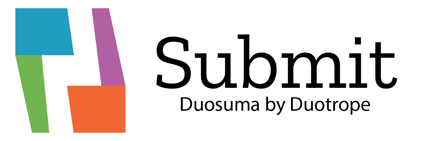 Submit your manuscript through Duosuma